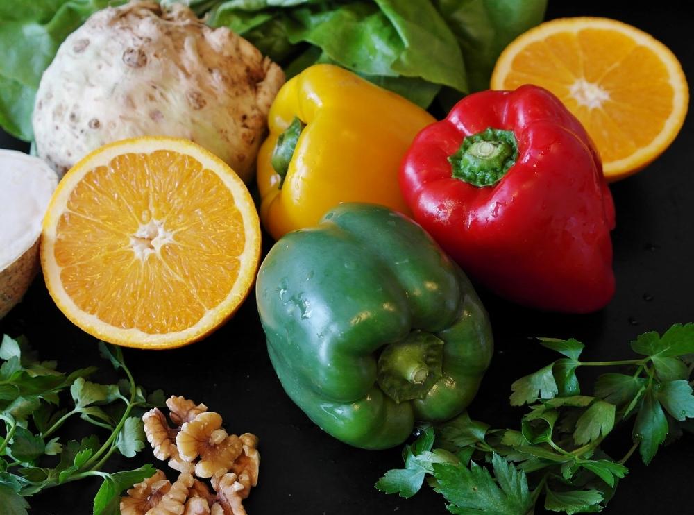 抗酸化作用の高い食べ物