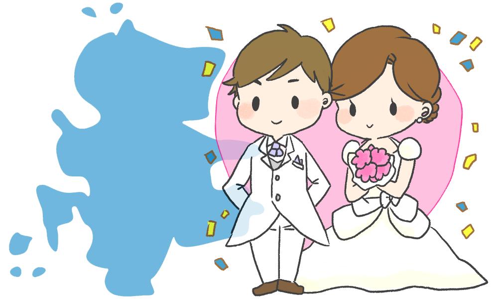 長崎県壱岐の海で結婚式の前撮り・フォトウェディング