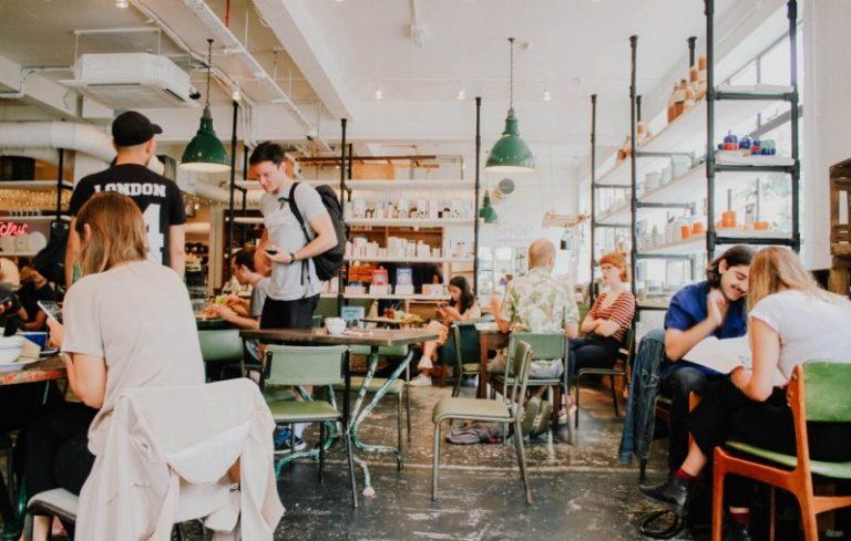 フリーランス カフェ