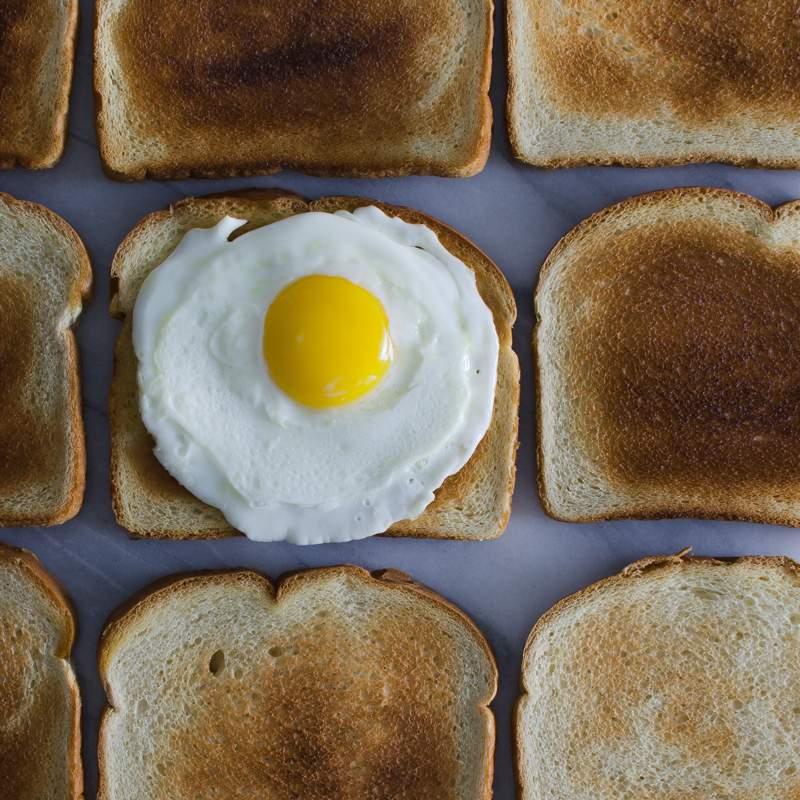 バルミューダトースター トースト