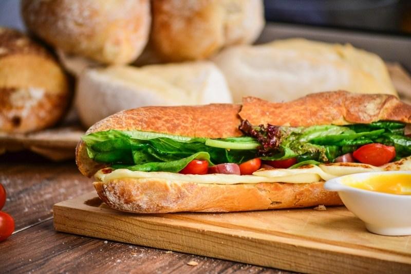 バルミューダトースター フランスパン