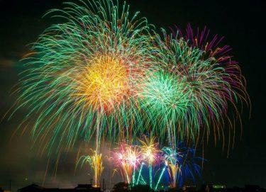 小さなお子様と一緒に行きたい壱岐の花火大会【2019】