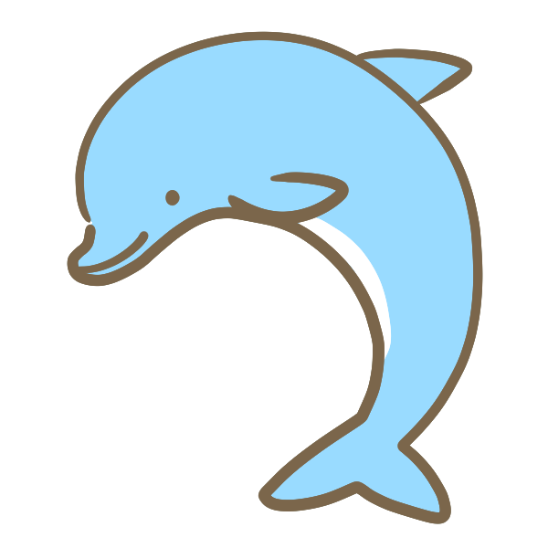 壱岐のイルカ