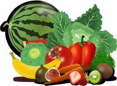 肌の老化防止には抗糖化・抗酸化に効果的な食べ物を