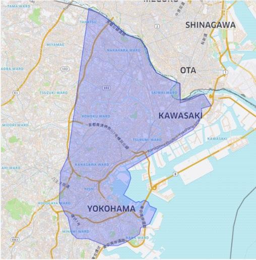 ウーバーイーツ神奈川エリア 最新