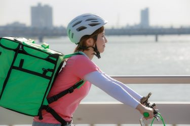 Uber Eats(ウーバーイーツ)名古屋の配達パートナーとして働くための登録方法と説明会の場所