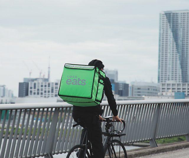 Uber Eats(ウーバーイーツ)千葉(市川・船橋)の配達パートナーの登録方法と説明会の場所