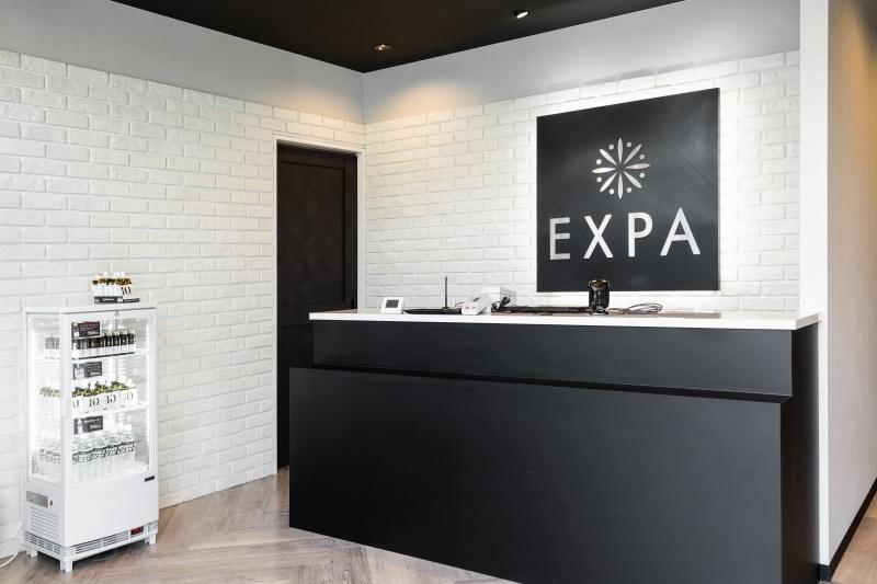 エクスパ 溝の口店 カウンター