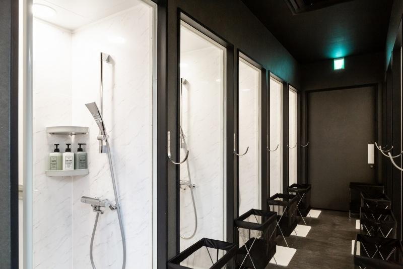 エクスパ 溝の口店 シャワー