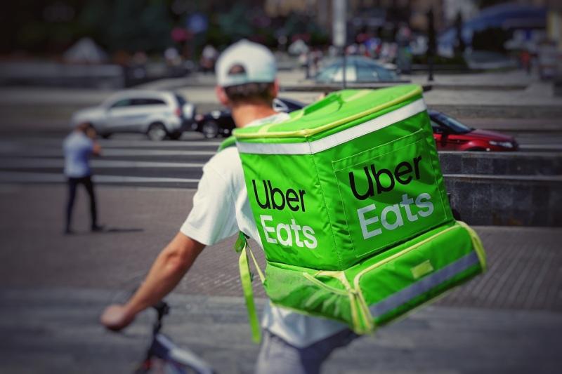 uber eats web登録